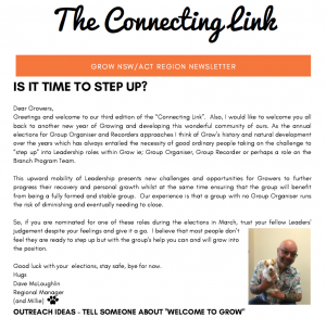 The Connecting LInk Jan 2021